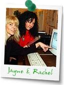 Jayne & Rachel